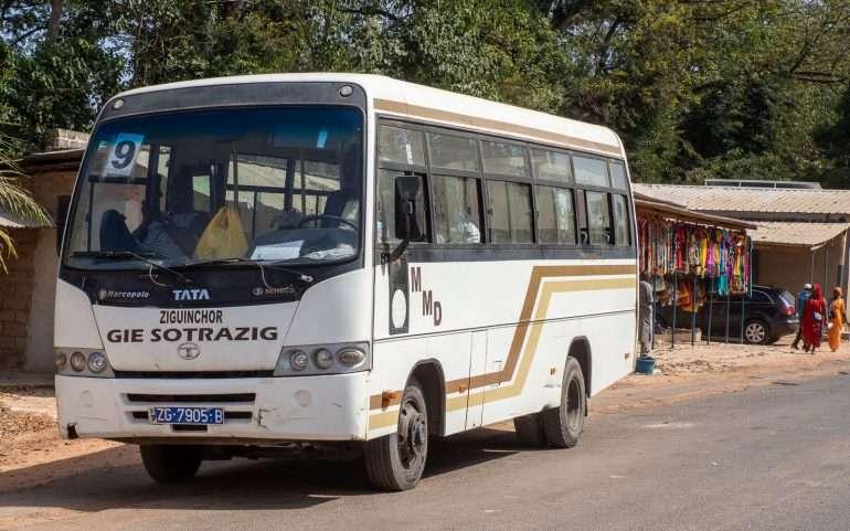Guinea-Bissau Senegal