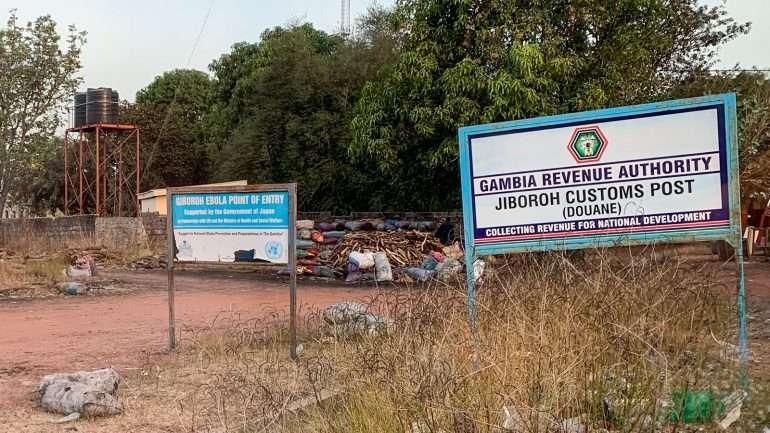 Gambia Senegal Guinea-Bissau