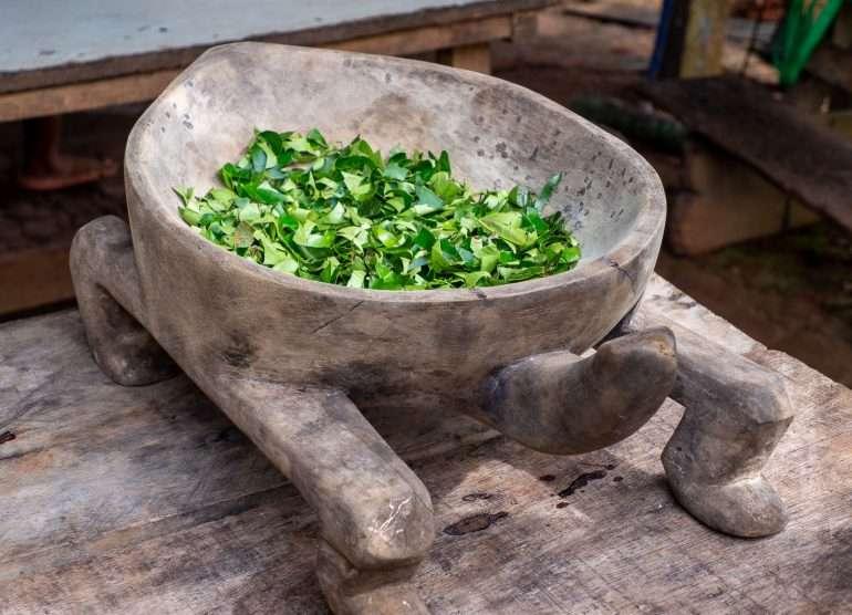 Ruokaa Embera Quera