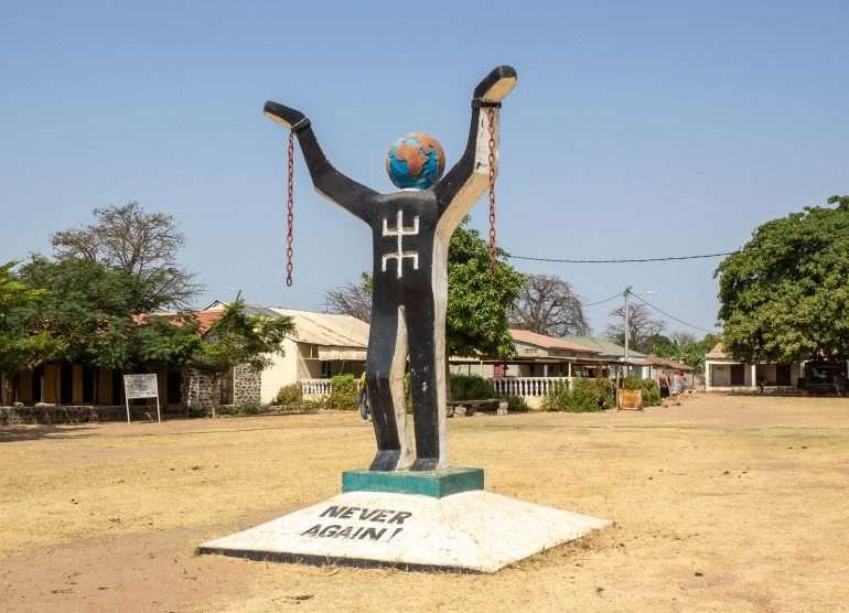 Kunta Kinte Gambia