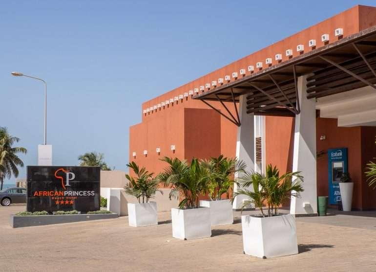 African Princess Beach Gambia Gambia hinta