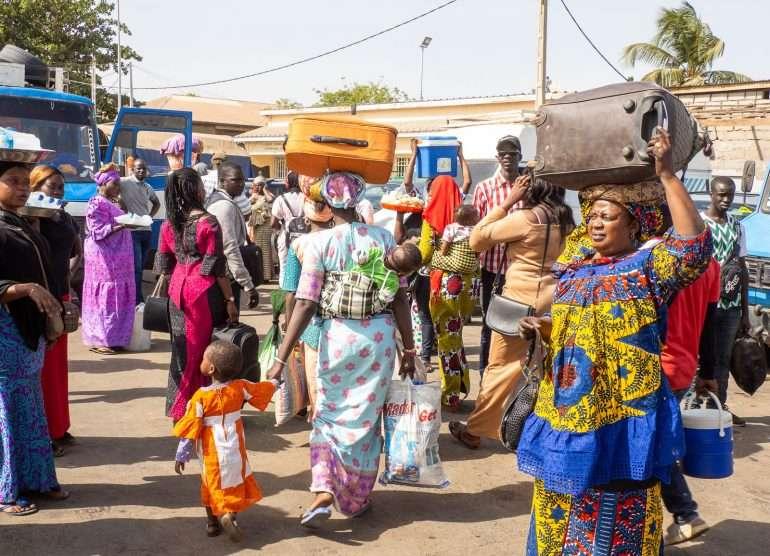 Banjul Gambia