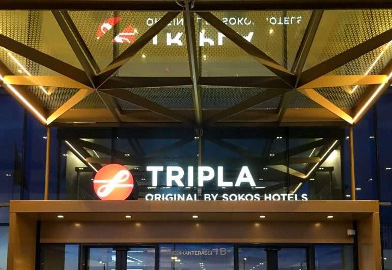 Original Sokos Tripla