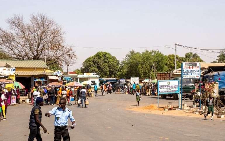 Gambia Senegal raja