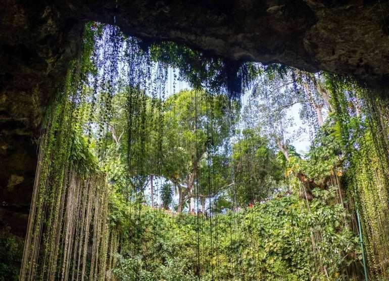 Ik Kil cenote Yukatan