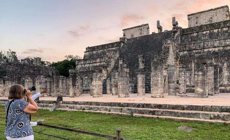 Taistelijoiden temppeli