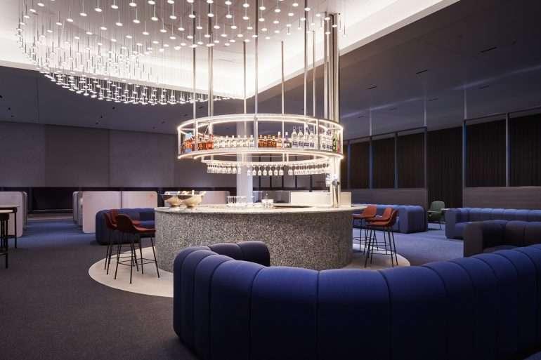 Finnair Platinum Wingin tyyliä