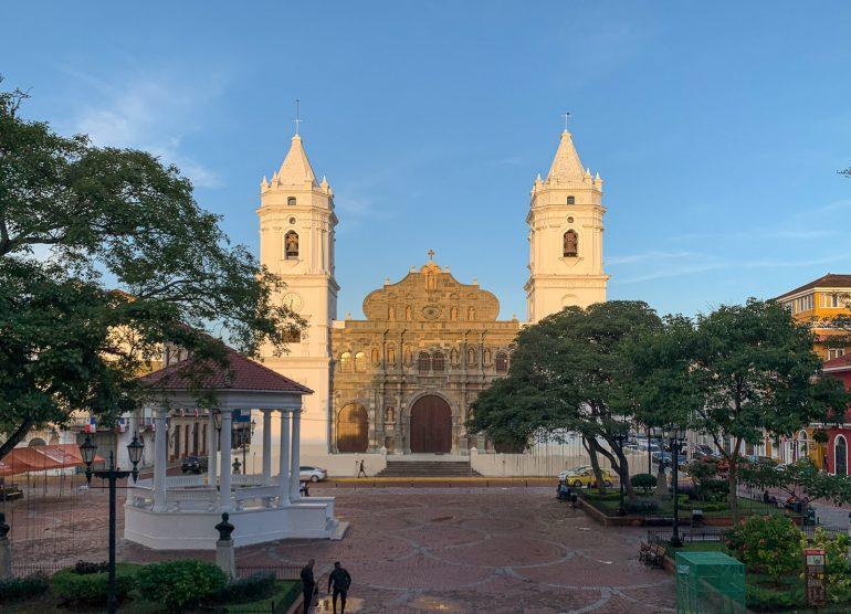 Casco Viejo Panama City