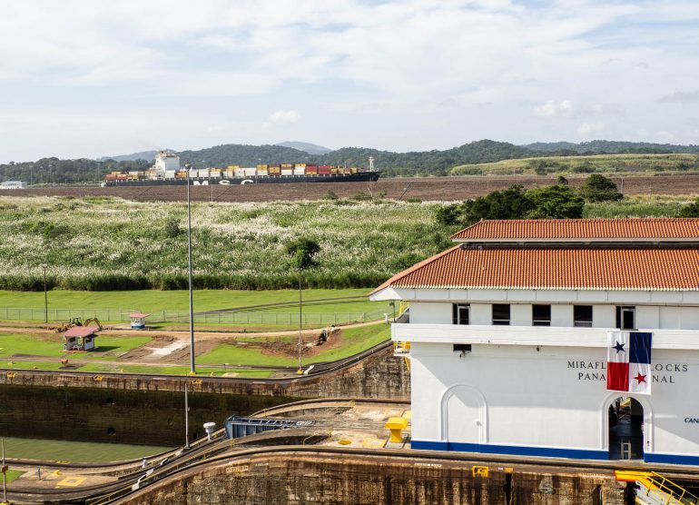 Uusi Panaman kanava