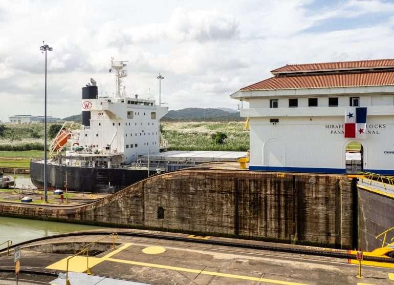 Miraflores Panaman kanava