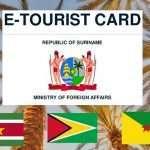 Suriname ja Guyanat