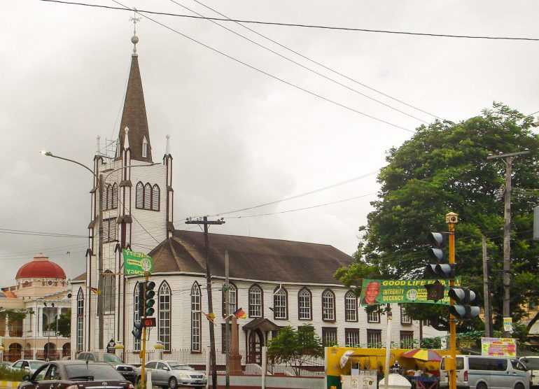 St Andrew Georgetown Guyana