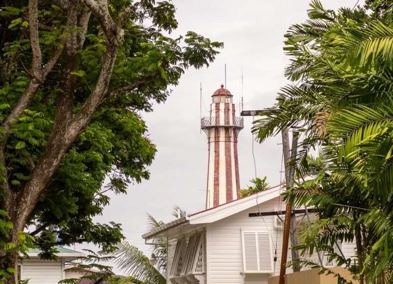 Georgetownin majakka Georgetown Guyana