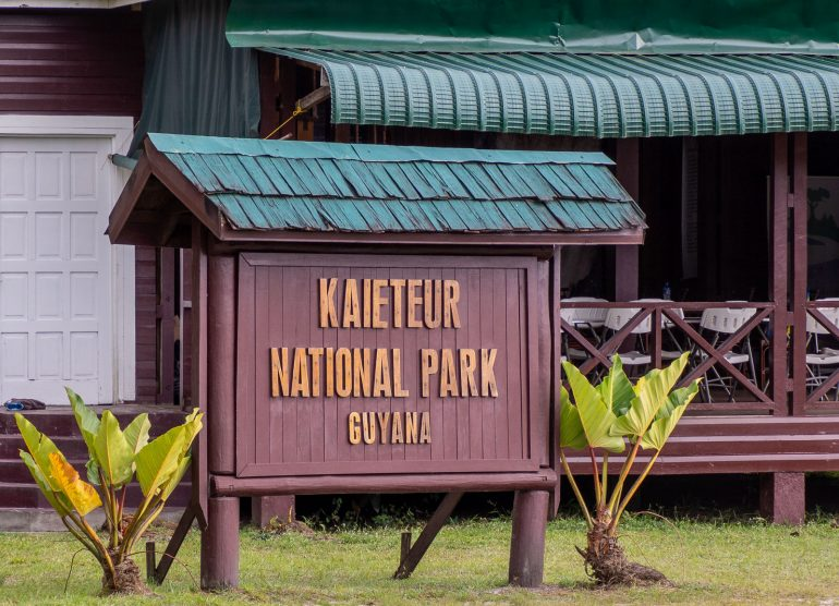 Kaieteur Guyana