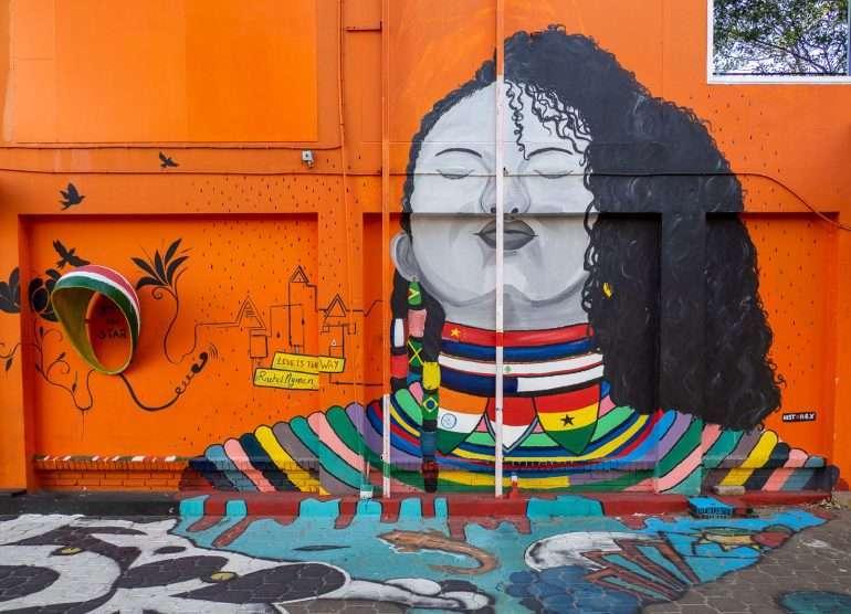 Graffiti Paramaribo