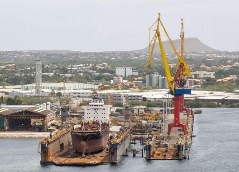 Curacao korjaustelakka
