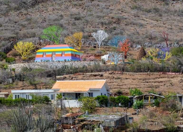 Afrikkalaismallinen talo