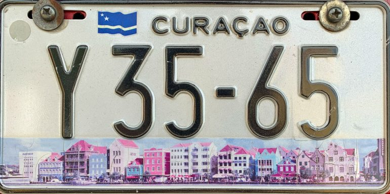 Curacao rekisteri