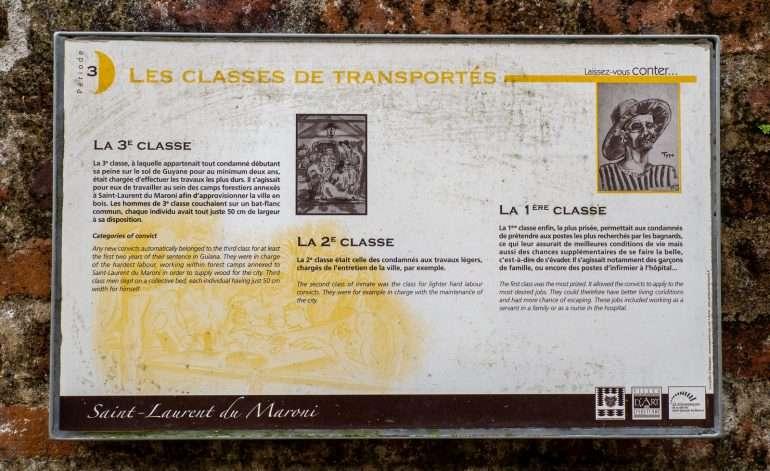 Camp de la Transportation Saint-Laurent du Maroni