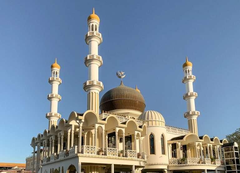 Moskeija Paramaribo