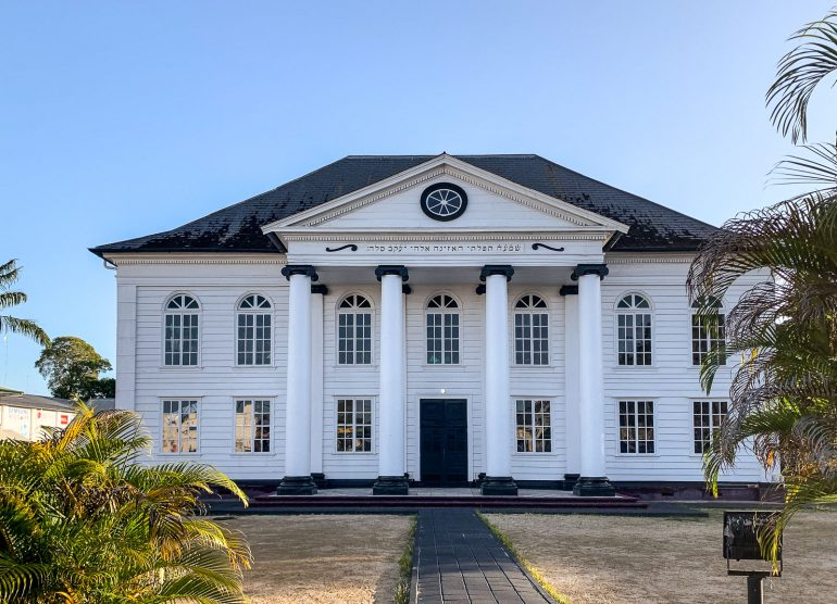 Synagooga Paramaribo