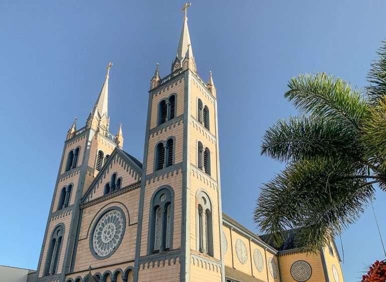 Saint Peter ja Paul katedraali Paramaribo