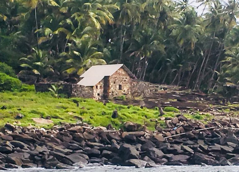 Île du Diable Pirunsaari