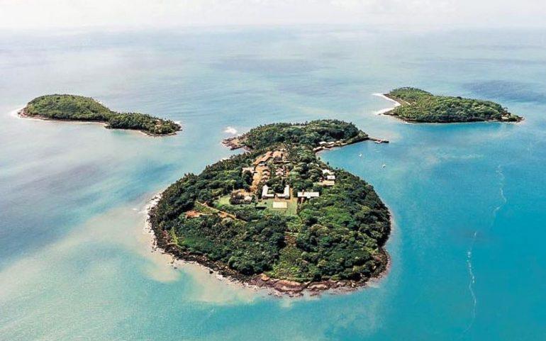 Pelastuksen saaret