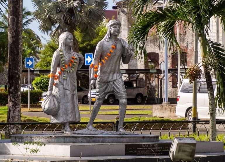 Baba ja Mai Paramaribo