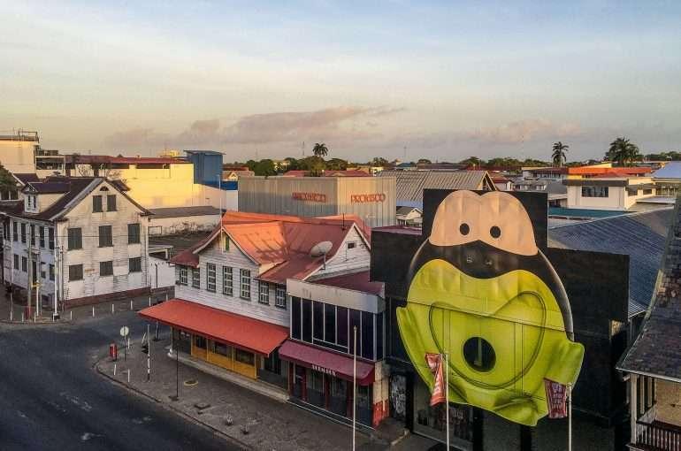 Krasnapolsky näkymä Suriname