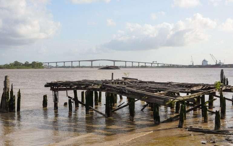 Paramaribo Jules Wijdenbosch Bridge