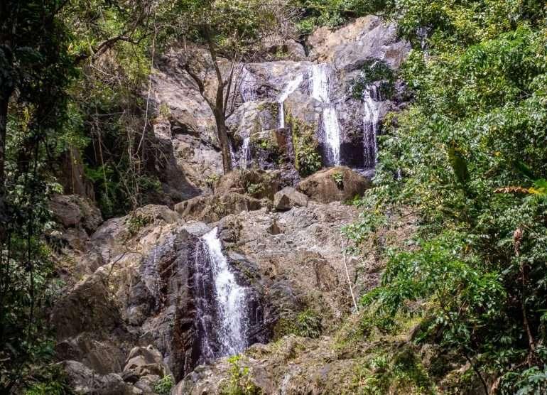 Argyle waterfalls Tobago