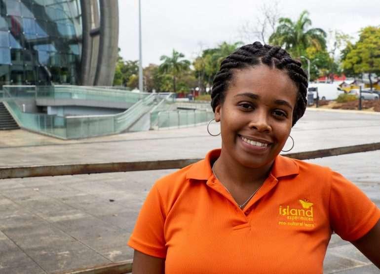 Oppaamme Trinidadissa
