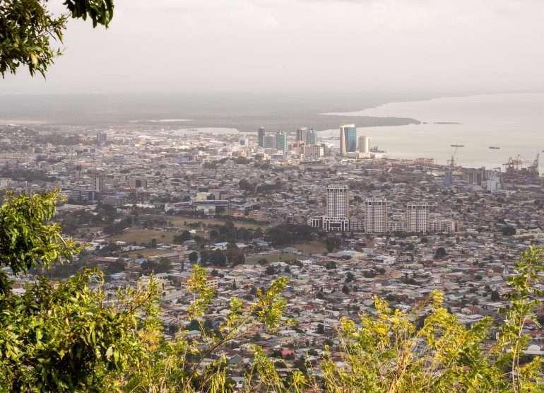 Fort George Port of Spain