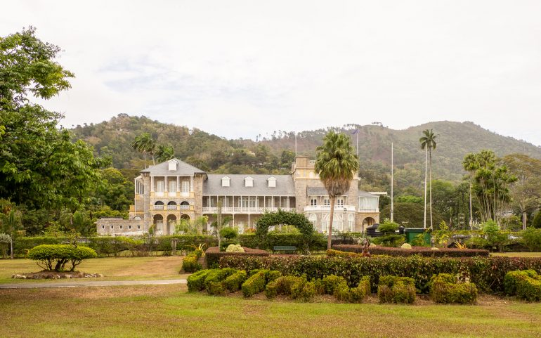 Presidentinpalatsi Port of Spain