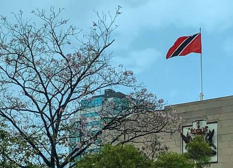 Trinidad ja Tobago lippu