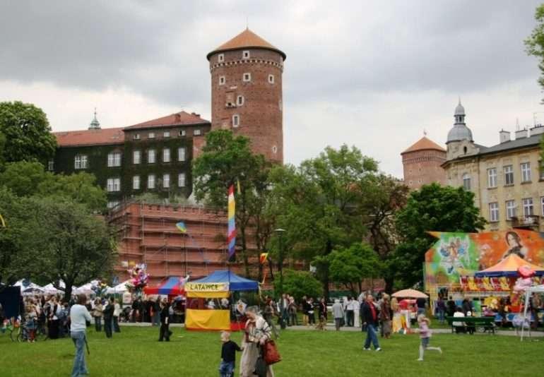 Vappu 2008 Krakova