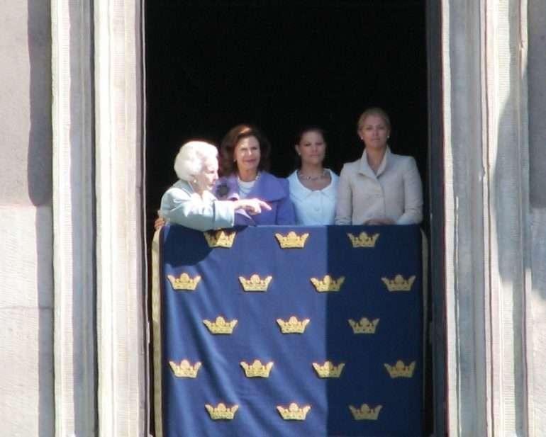2007 vappu Tukholma Ruotsin kuninkaalliset
