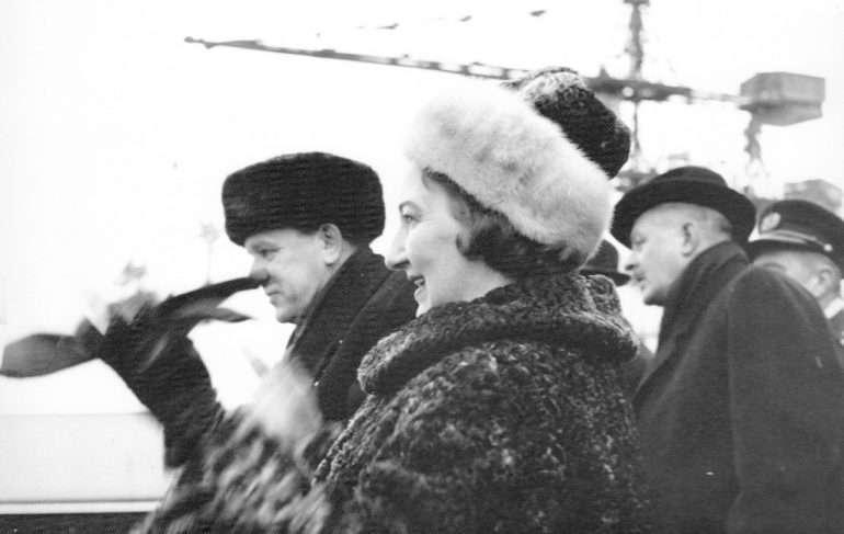 Lapponia 1962 Hjördis Heino