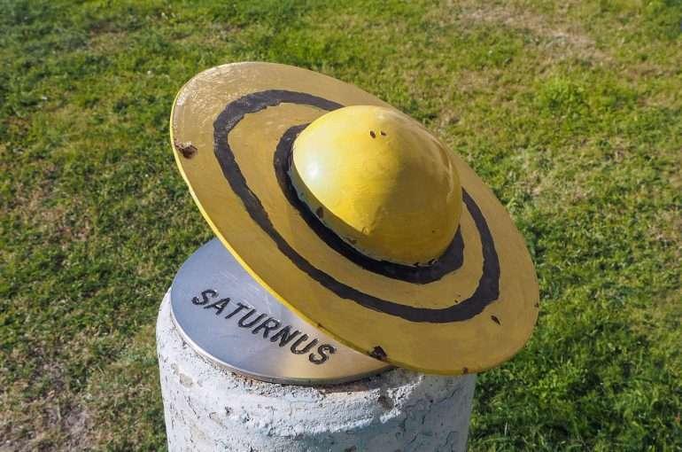 Aurinkokuntamalli Saturnus