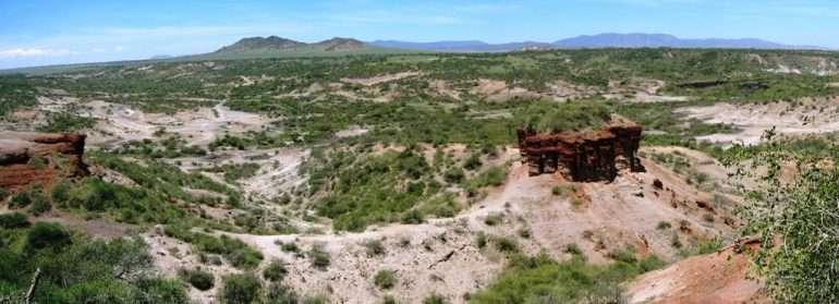 olduvai tansania Serengeti