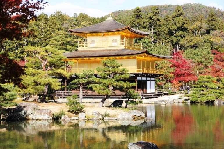Kioto kohteet joihin voisin palata