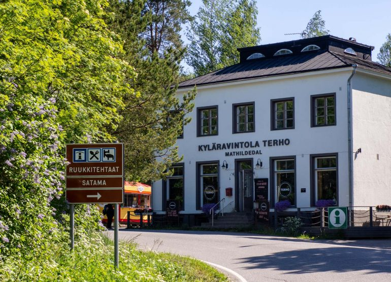 Kyläravintola Terho Mathildedal