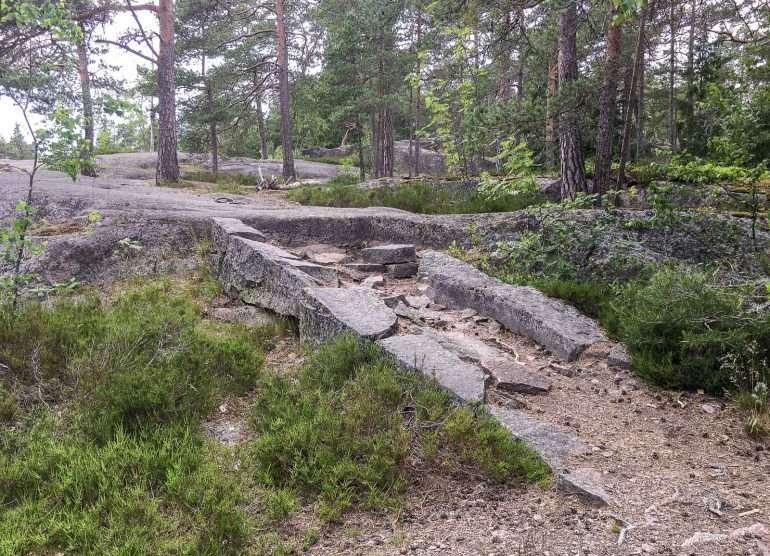 Kalliopuutarha Kaitaa