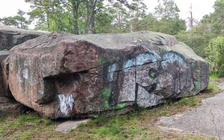 Graffiti Kaitaa