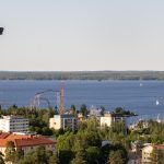 Turistina Tampereella