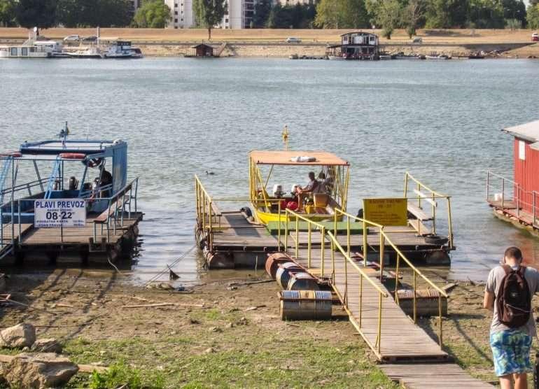 Sava-joki Belgrad kohteet joihin voisin palata