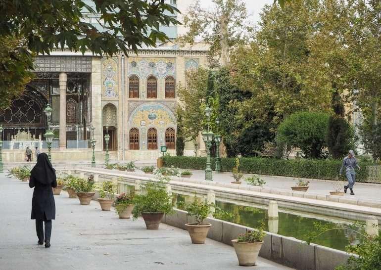 Golestan Teheran