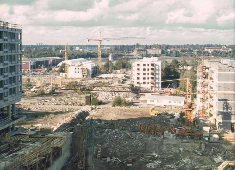 Itä-Pasila 1976