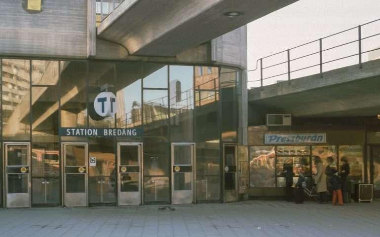 Bredäng 1980